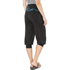 E9 Luna 3/4 Pants Dam black